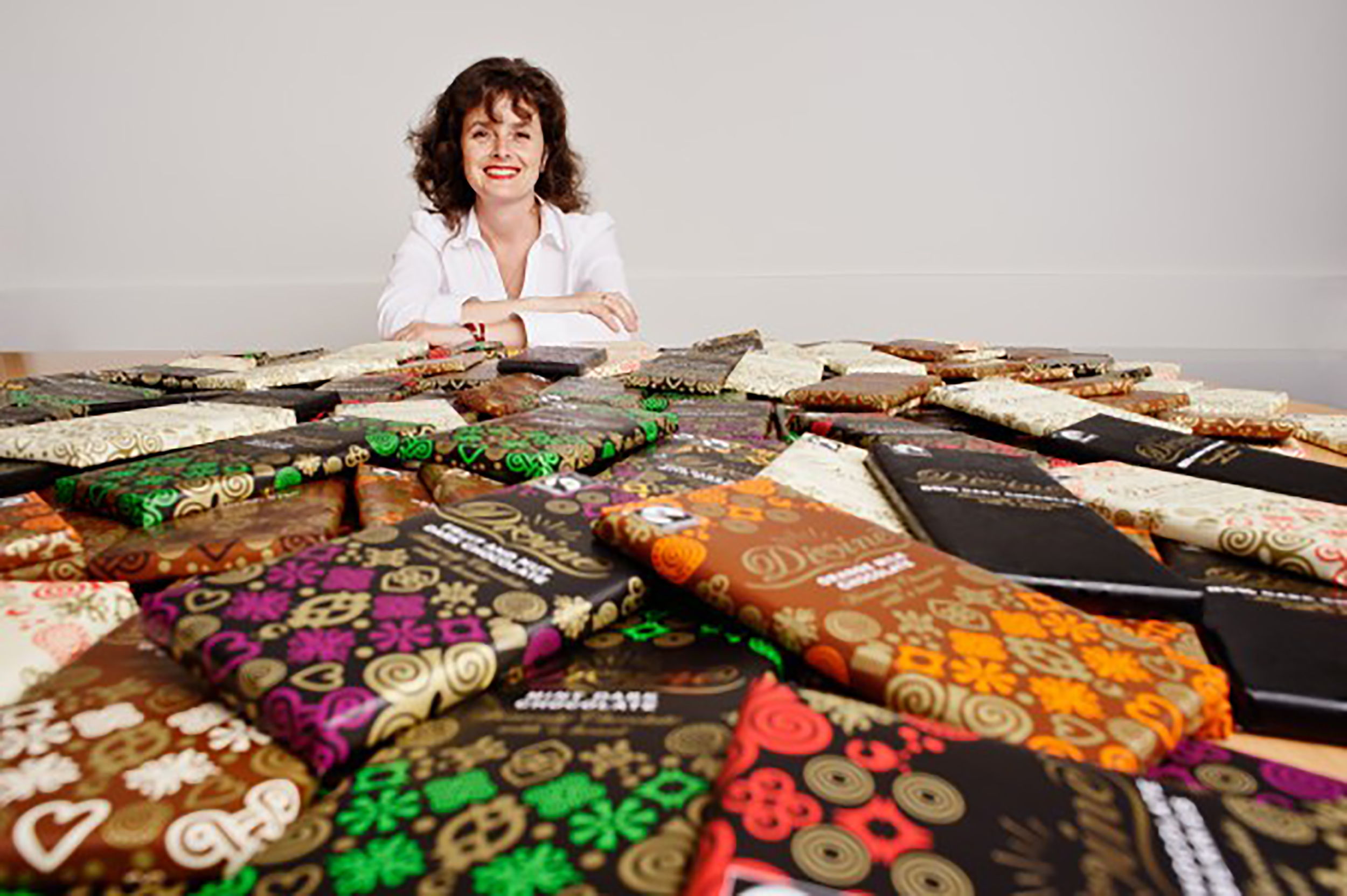 Divine Chocolate chief executive shares her thoughts on attending ...
