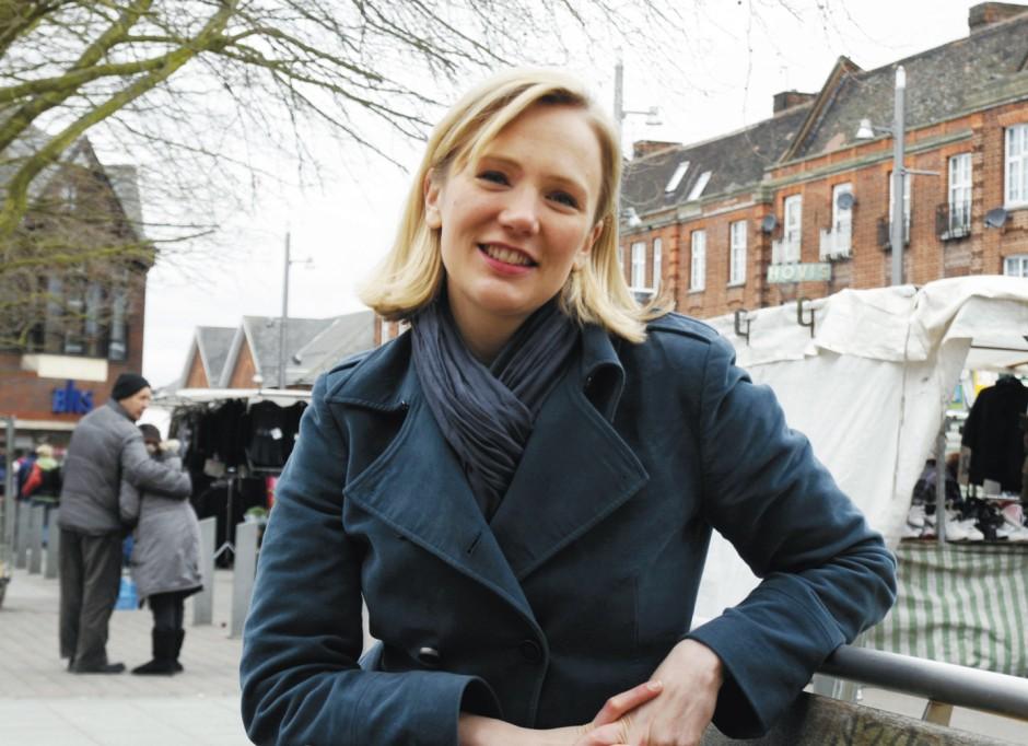 Labour / Co-operative MP Stella Creasy