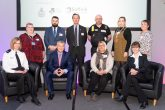 Experts attending Building Safer and Thriving Communities