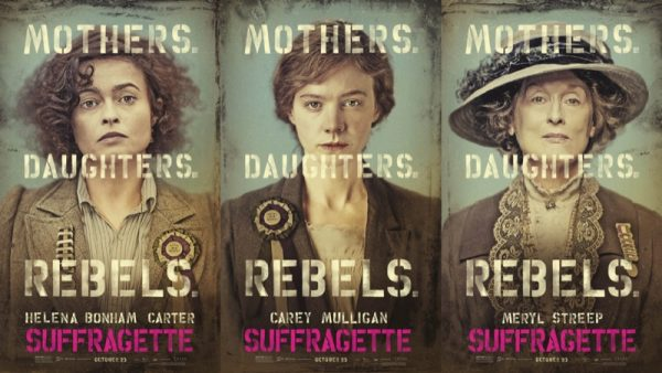 The recent movie Suffragette follows the often traumatic efforts to attain votes for women