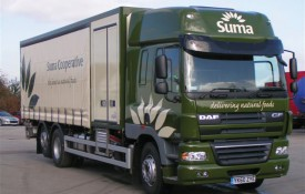 Suma's southern distribution centre will create five new jobs