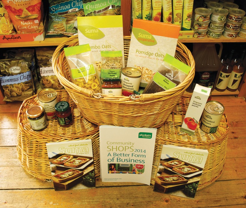 Suma Wholefoods' support for local business has been a critical part of its success