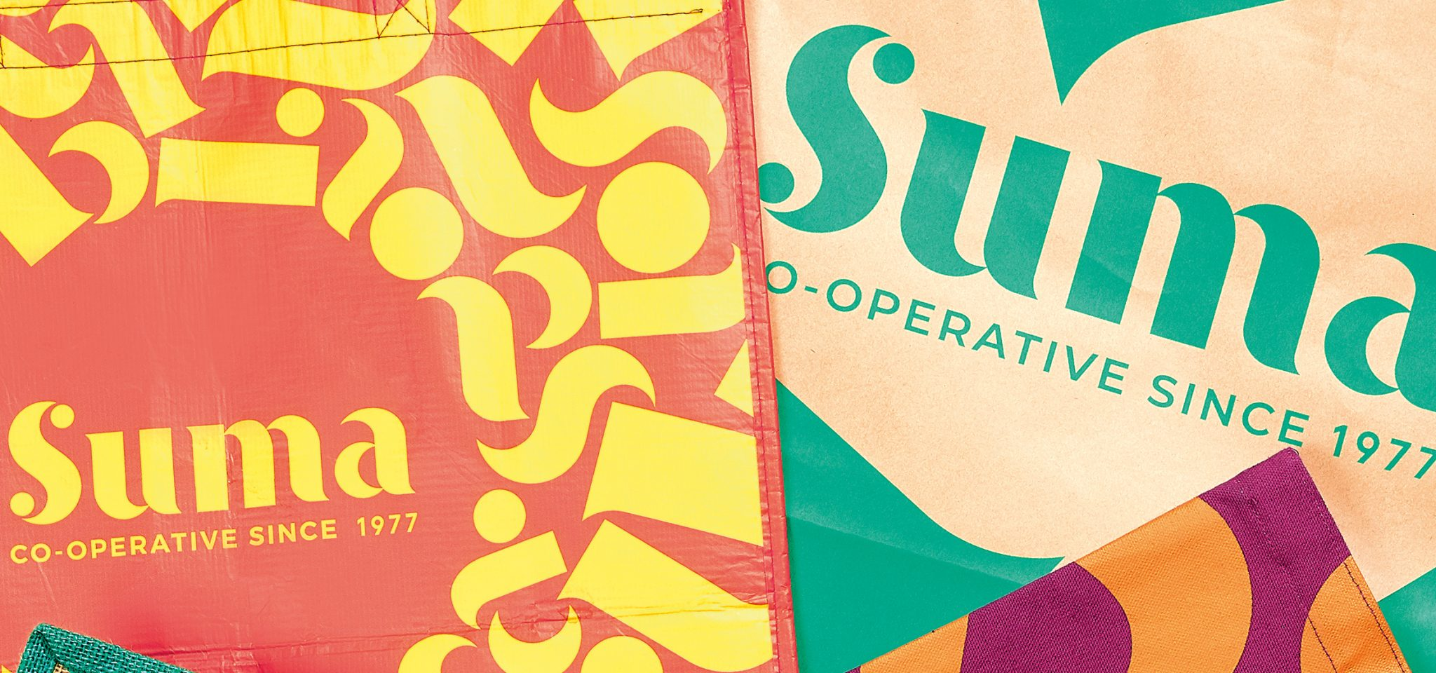 Suma Wholefoods launches new branding that emphasises its co