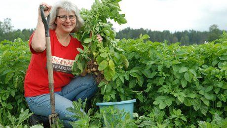 Copa-Cogeca woman farmer