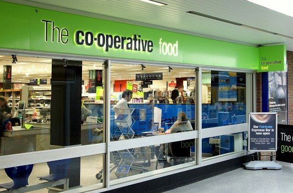 Co-op Food have been performing strongly with the growth in the convenience food market