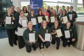 Some of Southern Co-operative's staff joined others for a Celebration of Success day