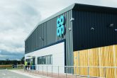 The Co-op Group's new depot at Inverness