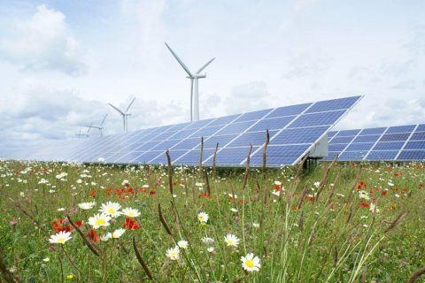 Westmill Wind Farm Co-operative is an example of the creation of a resilient community