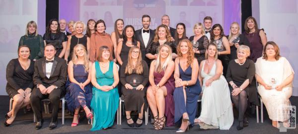 National NMT Nursery Award winners