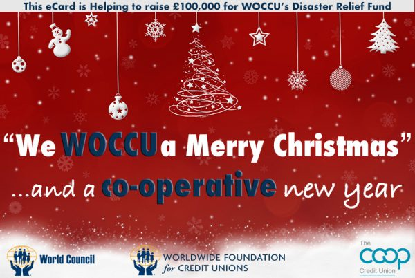 WOCCU and Co-op Credit Union card