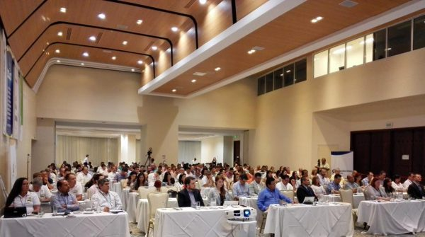 Woccu's workshop on technological growth strategies attracted participants from 11 countries throughout Latin America