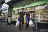 Young Scot has teamed up with the Co-operative Group to offer a 10% discount to NEC student cardholders. Students Martin Taziolo, from Dunfermline and Nicole Martin, from Broxburn, are at the Edinburgh Earl Grey Street store.