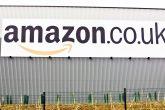 The Amazon fulfilment centre in Dunfermline. Image: Brendan Howard / Shutterstock.com