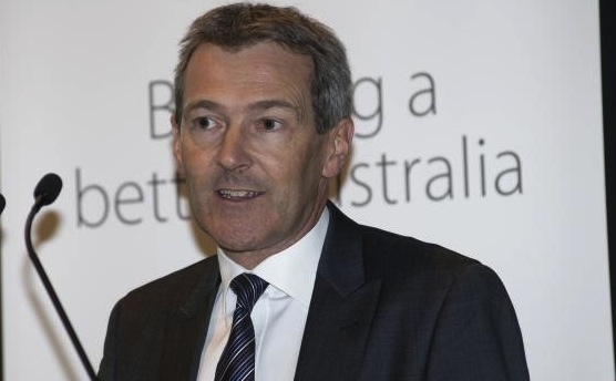 Andrew Crane, chief executive of the CBH Group.
