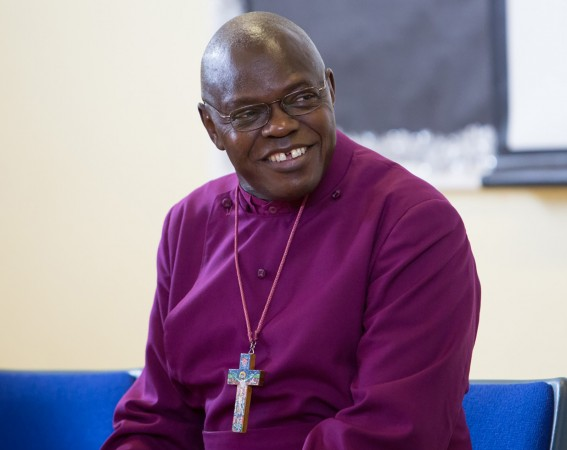 The Archbishop of York John Sentamu is continuing the Church of England's support of financial co-operatives Photograph: Keith Blundy / Durham Diocese