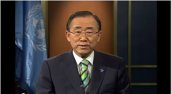 Ban Ki-moon: Co-operatives build resilience in time of uncertainty
