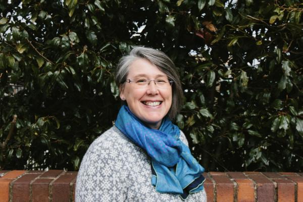 Dr Barbara Hammond, CEO of Low Carbon Hub