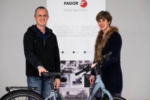 Fagor and Orbea partnership photo