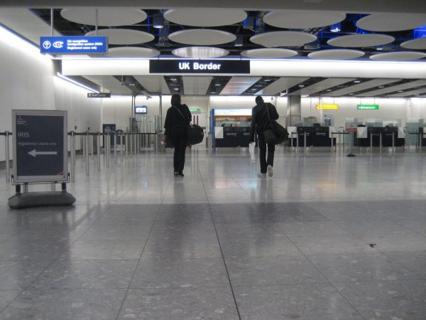 As an EU member, the UK still retains control over who crosses its borders [photo: Danny Howard/Flickr]