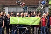 Members of the Bristol Bike Project