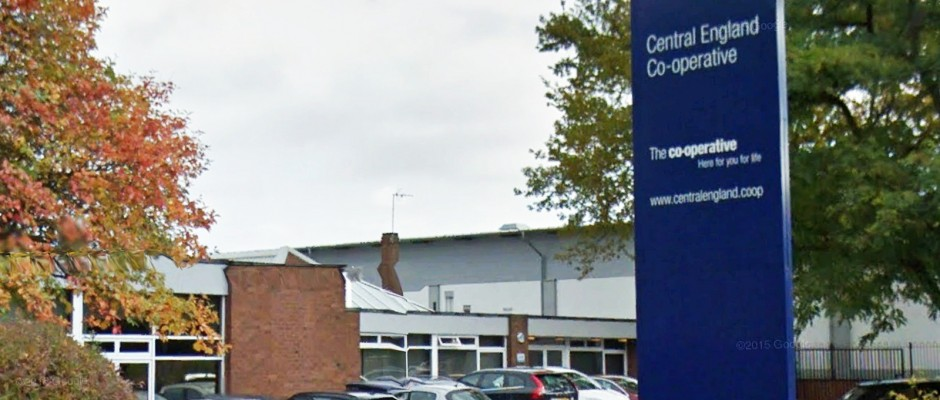 Central England Co-operative offers vital lifeline