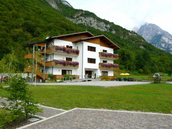 Itaca owns the Cimolais care home on the edge of the Alps