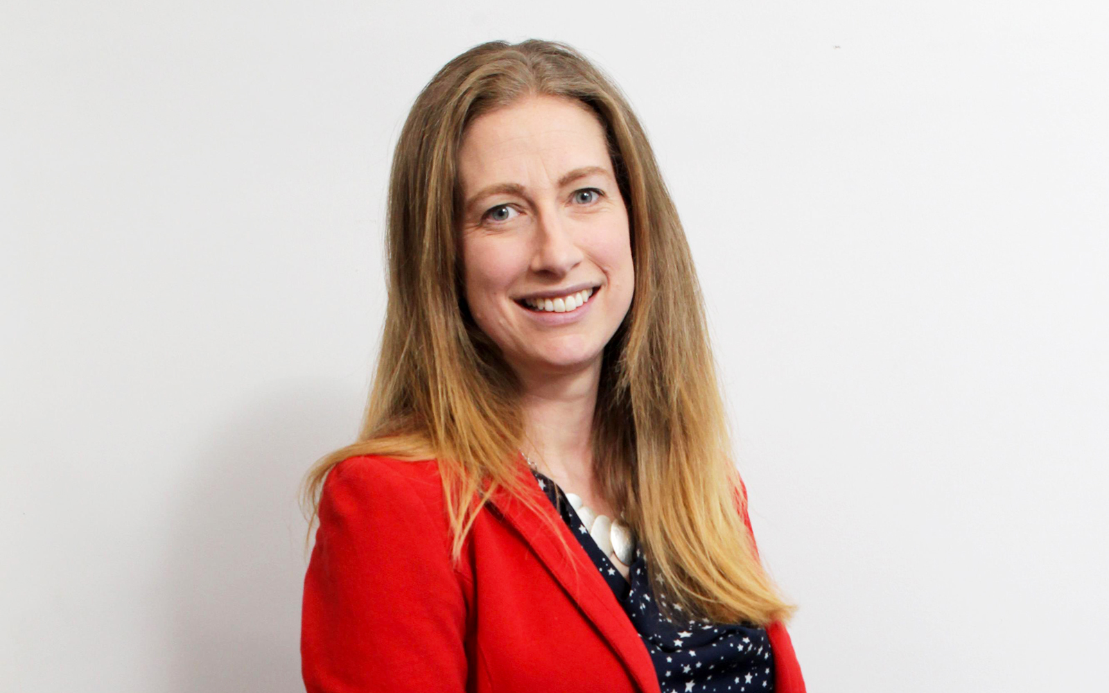 Claire McCarthy, general secretary of the Co-operative Party