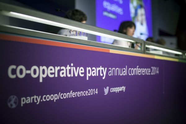 Politics and co-operatives: exploring the sector's relationship with the Co-op Party