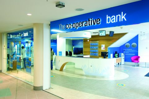 The Co-operative Bank's new deputy chief executive officer Liam Coleman is expected to take over as chief exec at the end of the year