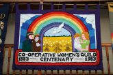 May Woodall, who was president of the Blackpool Co-operative Women's Guild, has passed away aged 91