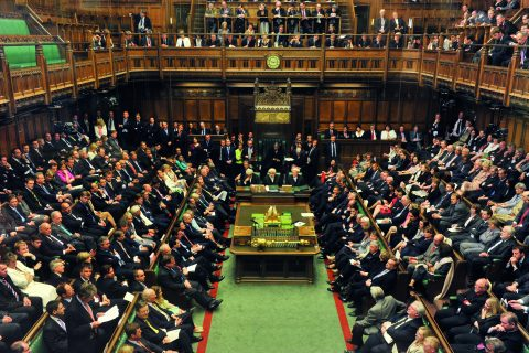 Through the Co-operative Party and the parliamentary committee, the aspirations and concerns of the movement can be heard and acted upon at all levels of government. Image: Emma Bebbington / Parliamentary copyright