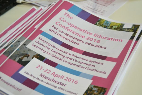 The Co-operative Education conference was divided into two main sections: research and education