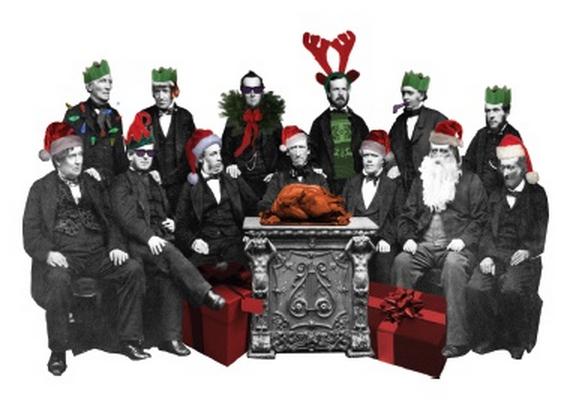 The festive Rochdale Pioneers