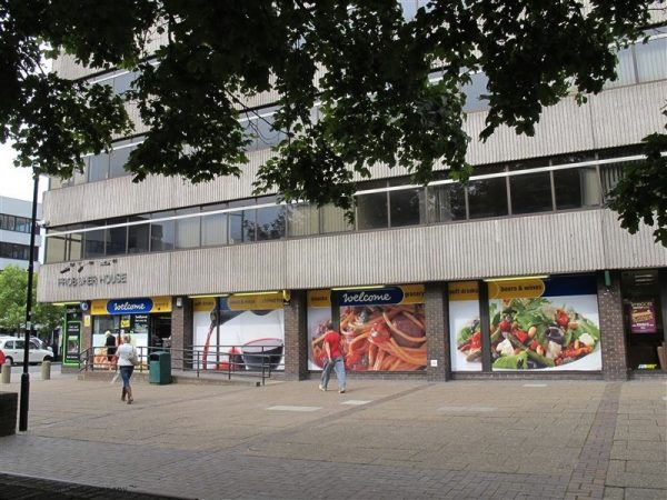 A Welcome store in Southampton, operated by Parkview Retail under a franchise agreement with the Southern Co-operative.