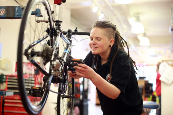 Edinburgh Bicycle Co-operative now has eight locations across the UK