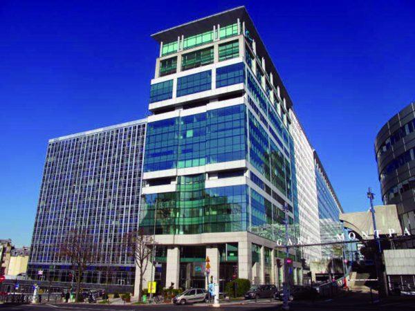 Crédit Agricole's headquarters
