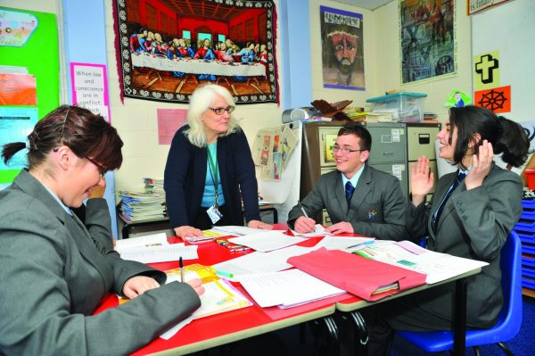 Lipson Community College in Plymouth was an early co-operative trust school, now a co-operative academy. Its Parent Voice was recognised as 'outstanding' in an Ofsted survey on parental and community engagement