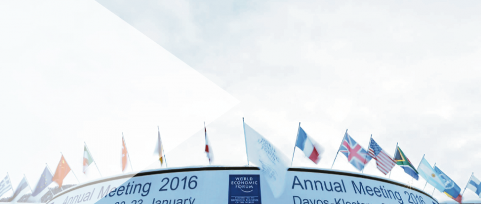Davos 2016: Can co-ops contribute to the 4th Industrial Revolution?