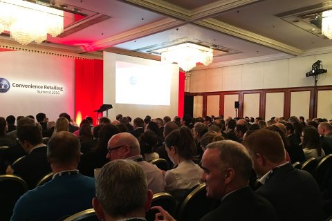 Delegates gather at the IGD Convenience Retail Summit on 16 June in central London.