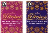 Divine has added two limited edition flavours to its range this ChristmasDivine has added two limited edition flavours to its range this Christmas
