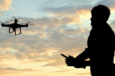 The new legislation allows drones to be flown at night time and out of the line of sight for utility providers