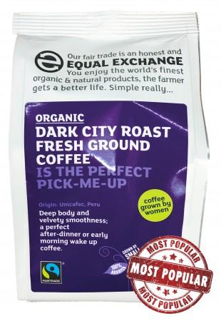equal exchange - most popular