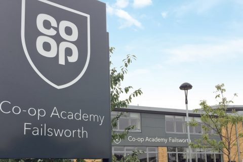 The Co-op Academy in Failsworth