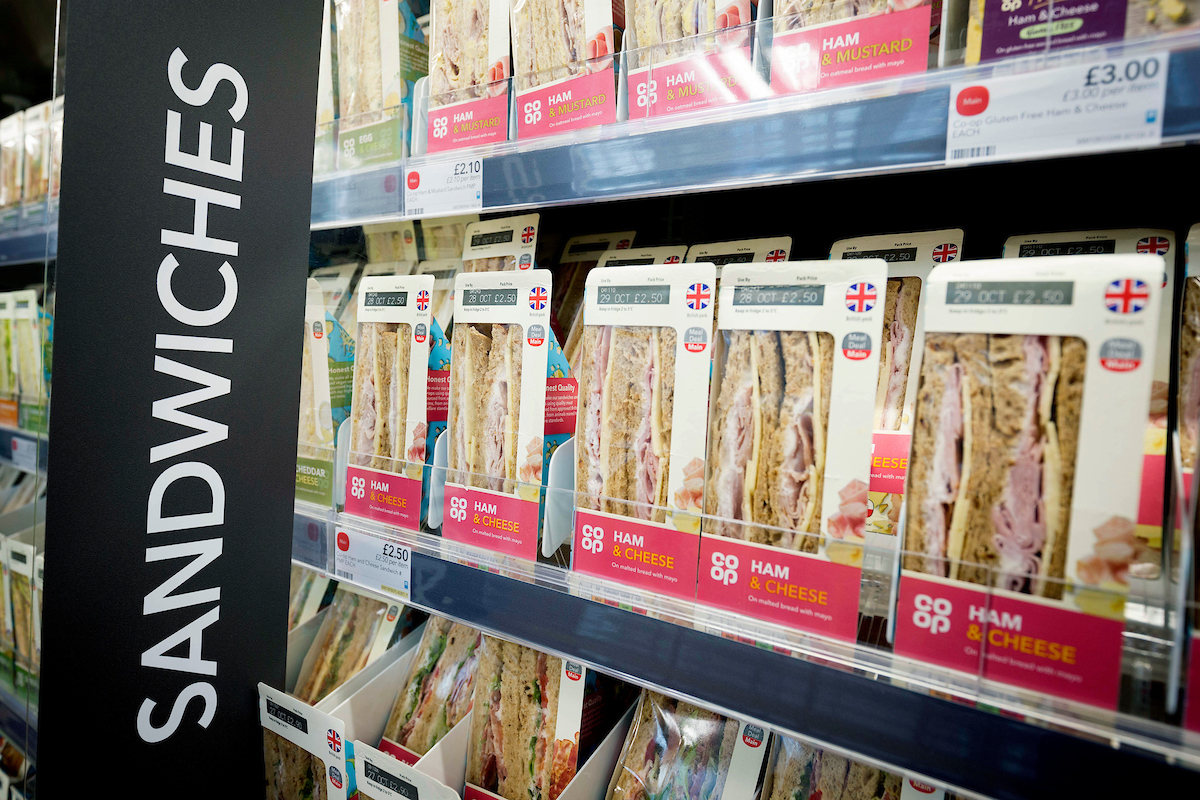 Superdrug Meal Deal To Feature Co Op Group S Food To Go Range Co Operative News