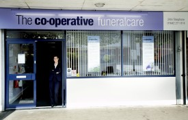 Co-operative Funeralcare has taken steps to reduce the cost of funerals, with its Simple Funeral option having a fixed national price of £1,995. (photo: the Co-op Group)