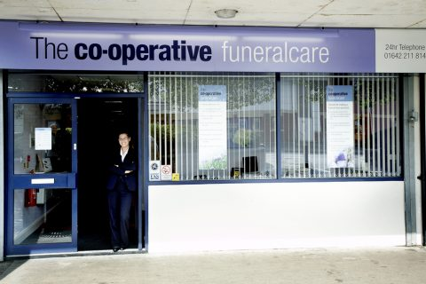 A branch of Co-op Funeralcare [photo: the Co-op Group]