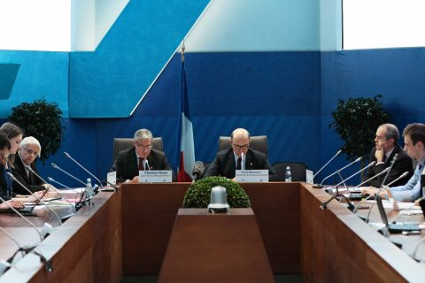 In 2013, Russia held the presidency of the G20 and hosted the B20 in Moscow