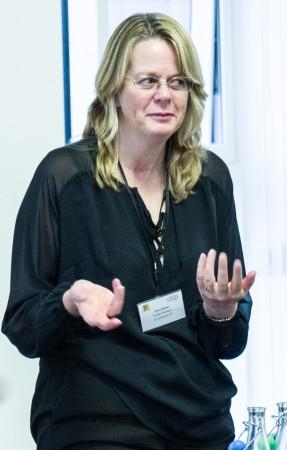 Helen Barber facilitated the Governance Forum