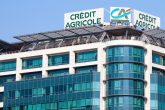 Credit Agricole's main office for Serbia in Belgrade