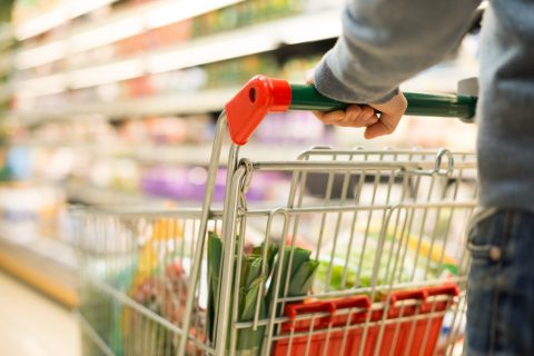 The latest grocery figures show growth for smaller retailers and discounters, with the big four continuing to struggle.